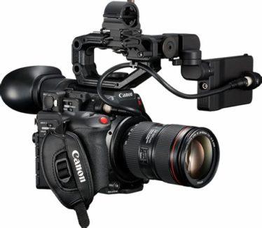 RENT camera CANON C200 RAW - Bluearth