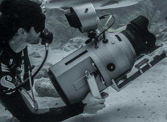tournage sous marin