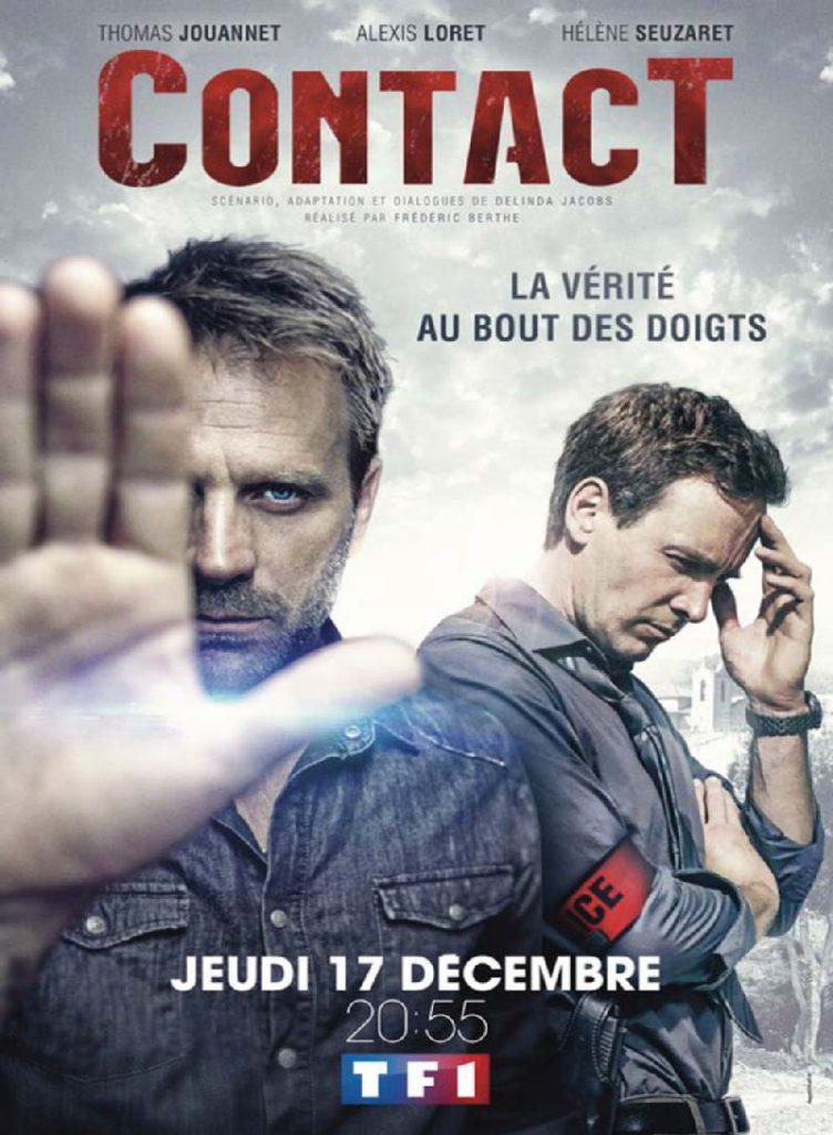 Contact<br> série TV