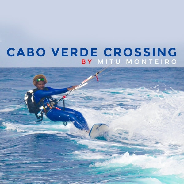 Cap verdean Kite crossing 52' / 24'