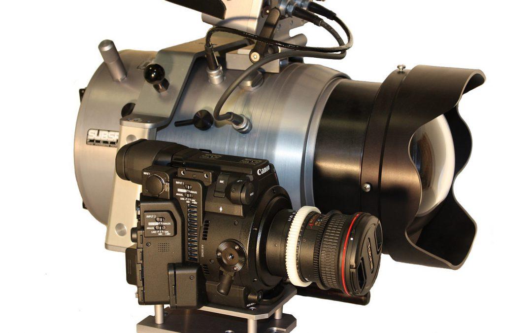 Location caisson Canon C200 RAW