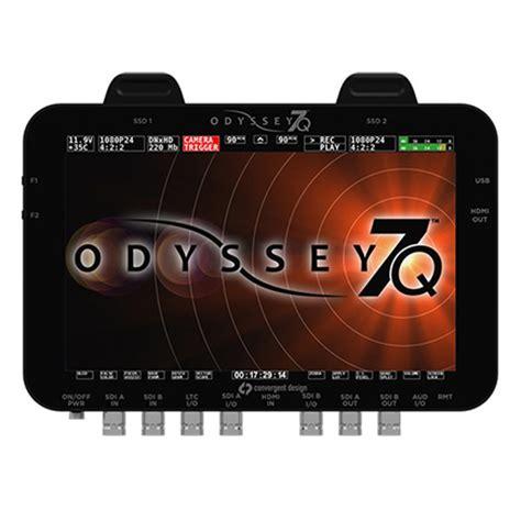 Location Enregistreur Odyssey 7Q
