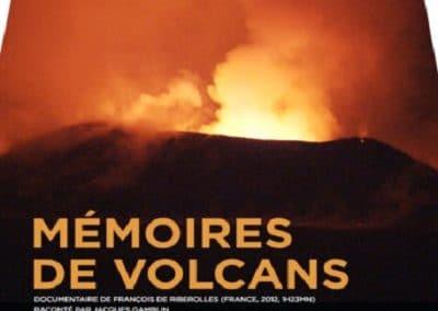 Volcanoes diaries