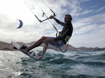 Cap verdean kite crossing portfolio bluearth