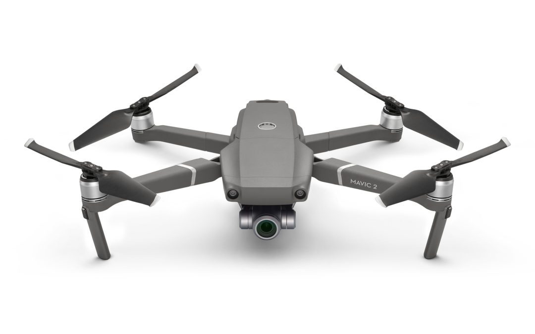 RENT Drone DJI Mavic Pro 2