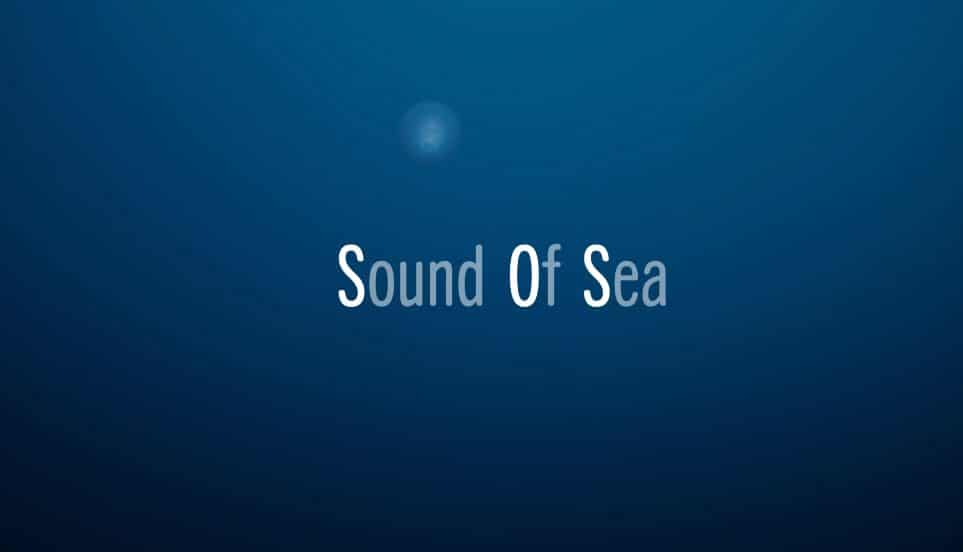 Sound Of Sea