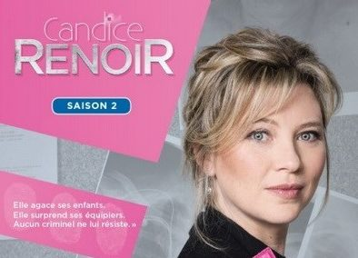 Candice Renoir – EV