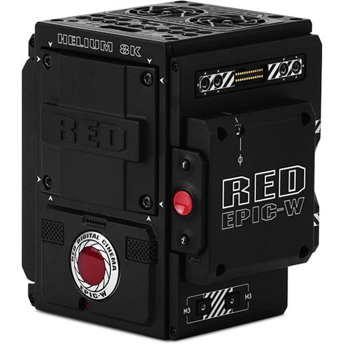 UW Housing - red cameras