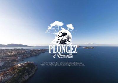 Plongez à Marseille 360° VR relief