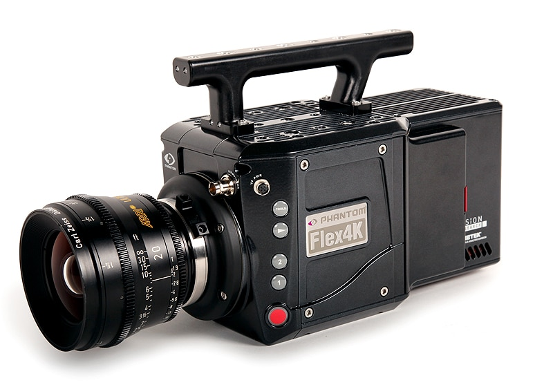 RENT Phantom FLEX 4K